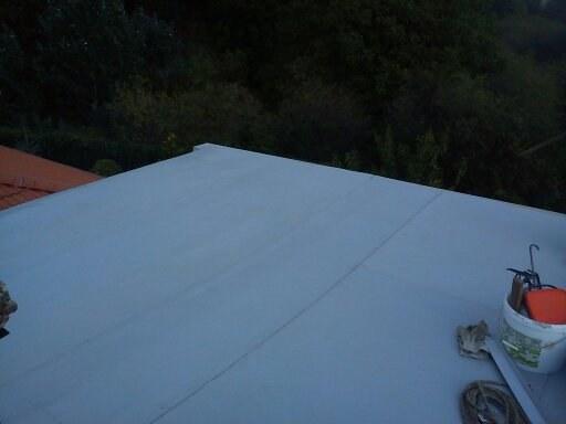 Ploché strechy izolácie