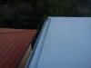 Hydroizolácia plochej strechy PVC fóliou <br> Šintava - po rekonštrukcii