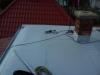 Hydroizolácia plochej strechy PVC fóliou<br> Šintava - po rekonštrukcii