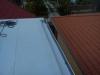 Hydroizolácia plochej strechy PVC fóliou<br>Šintava - po rekonštrukcii