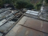 Plechová strecha - Horné Zelenice - pred rekonštrukciou
