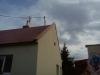 Oplechovanie protipožiarneho múru - Leopoldov